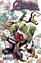 Uncanny Avengers Comic 11/1/2017