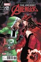 Uncanny Avengers Comic 10/1/2017