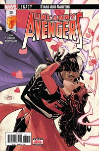 Uncanny Avengers Comic | 2/1/2018 Cover