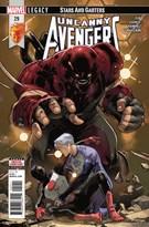 Uncanny Avengers Comic 1/1/2018