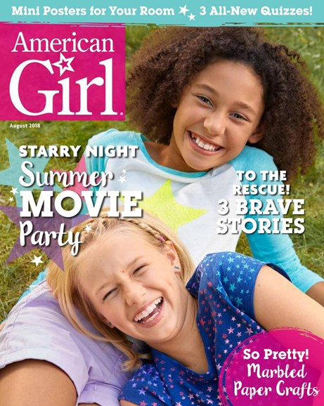 American Girl Cover - 7/1/2018