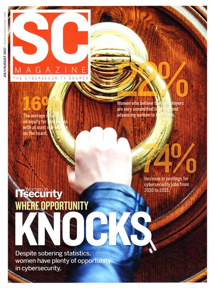 SC Magazine - U.S. edition Cover - 7/1/2017