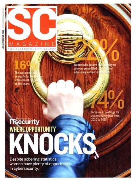 SC Magazine - U.S. edition Cover - 7/1/2017