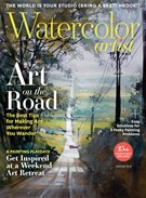 Watercolor Artist Magazine 8/1/2018
