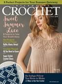 Interweave Crochet Magazine | 6/2018 Cover