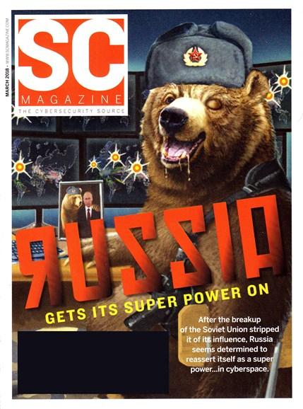 SC Magazine - U.S. edition Cover - 3/1/2018