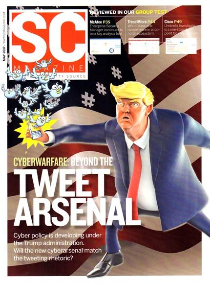 SC Magazine - U.S. edition Cover - 5/1/2017