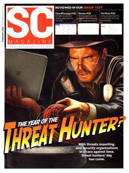 SC Magazine - U.S. edition Cover - 2/1/2018