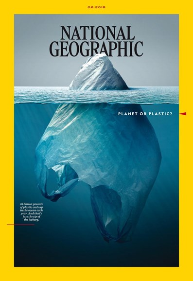 National Geographic Cover - 6/1/2018