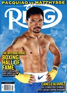 Ring Boxing Magazine 8/1/2018