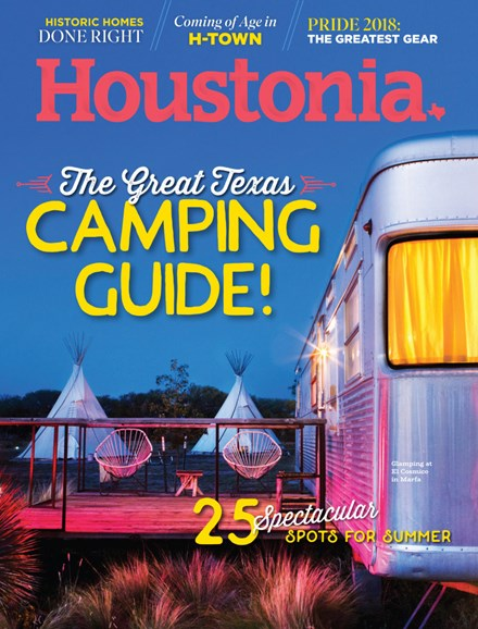 Houstonia Cover - 6/1/2018