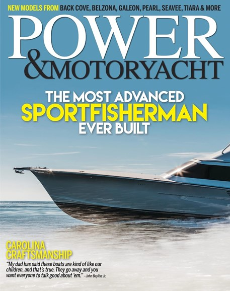 Power & Motoryacht Cover - 7/1/2018