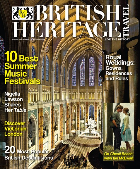 British Heritage Travel Cover - 5/1/2018
