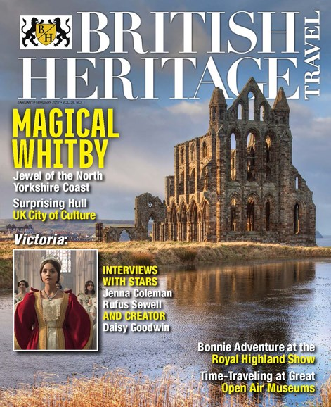 British Heritage Travel Cover - 1/1/2017