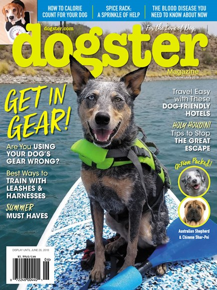 Dogster Cover - 6/1/2018
