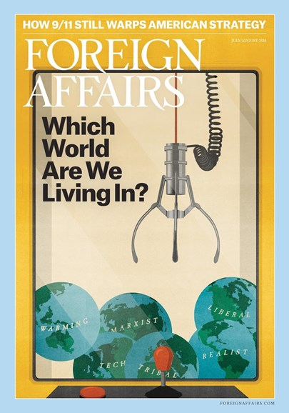 Foreign Affairs Cover - 7/1/2018