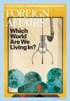 Foreign Affairs Magazine | 7/1/2018 Cover