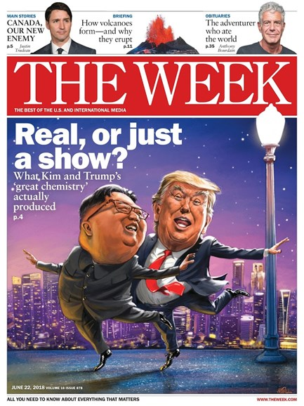 The Week Cover - 6/22/2018