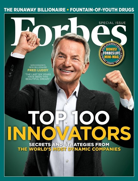 Forbes Cover - 6/30/2018