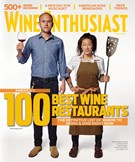 Wine Enthusiast Magazine 8/1/2018