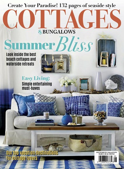 Cottages & Bungalows Cover - 8/1/2018