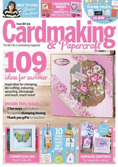 CardMaking & PaperCrafts Cover - 7/1/2018