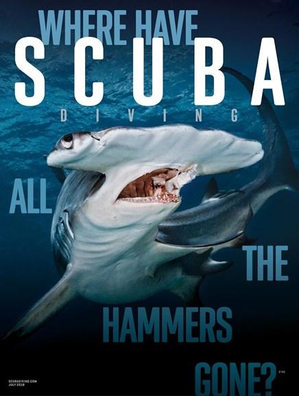 Scuba Diving Cover - 7/1/2018