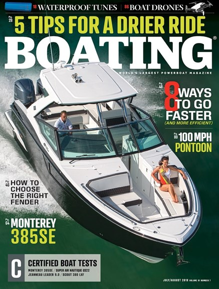 Boating Cover - 7/1/2018