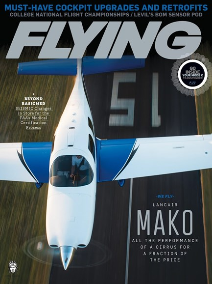 Flying Cover - 7/1/2018