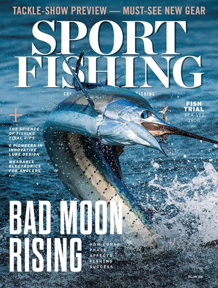 Sport Fishing Cover - 7/1/2018