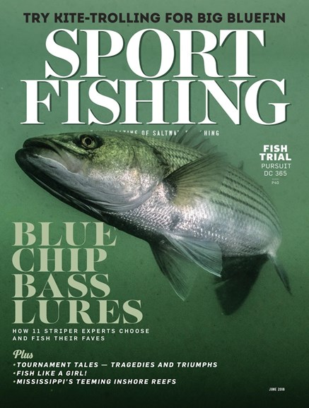 Sport Fishing Cover - 6/1/2018