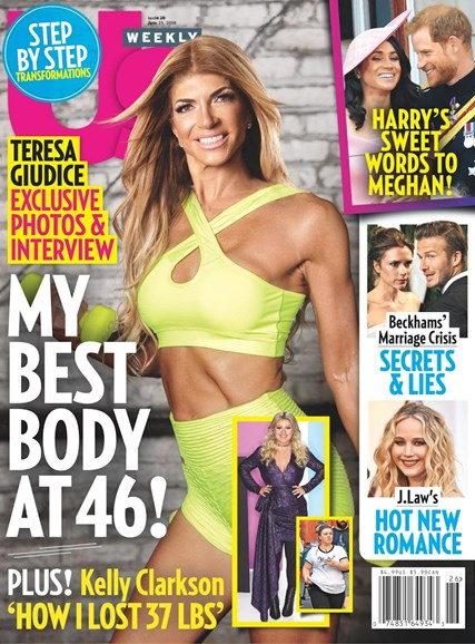 Us Weekly Cover - 6/25/2018