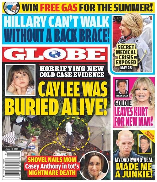 Globe Cover - 6/18/2018