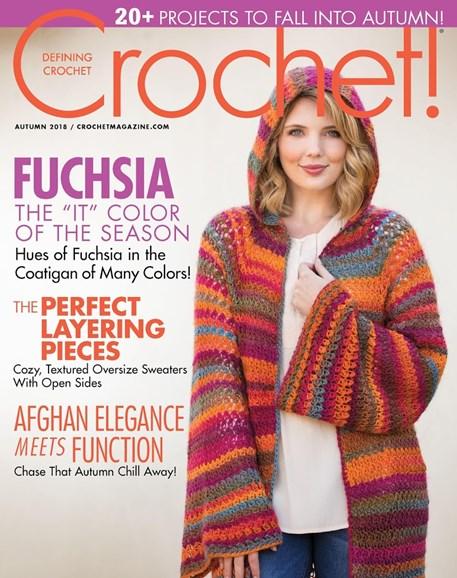 Crochet! Cover - 9/1/2018