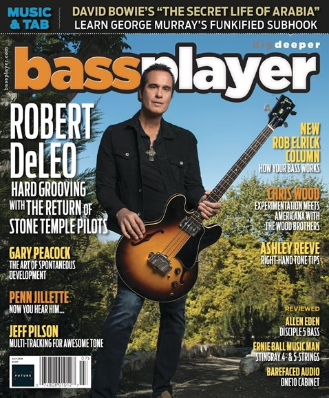 Bass Player Cover - 7/1/2018