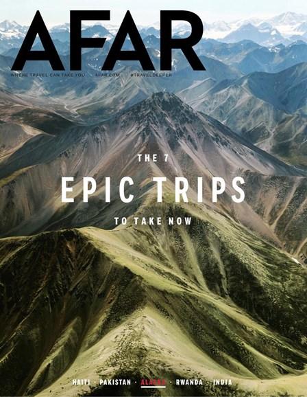 AFAR Cover - 7/1/2018