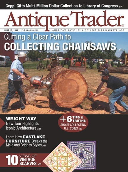 Antique Trader Cover - 6/20/2018