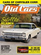 Old Cars Weekly Magazine 6/21/2018