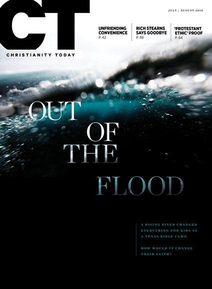 Christianity Today Cover - 7/1/2018