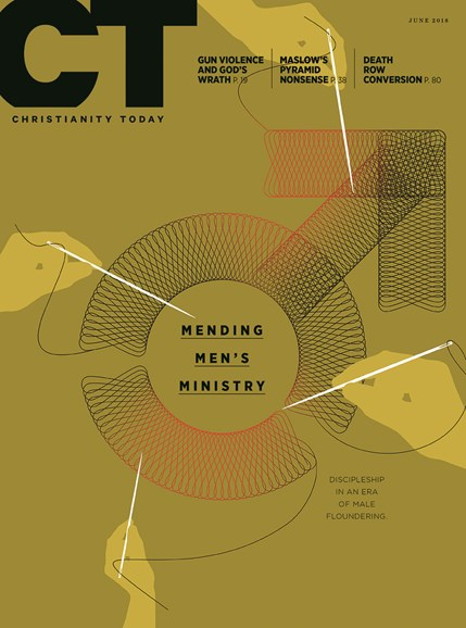 Christianity Today Cover - 6/1/2018