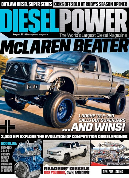 Diesel Power Cover - 8/1/2018