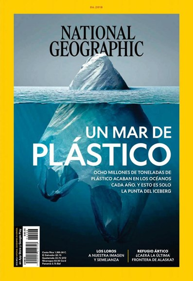 National Geographic En Español Cover - 6/1/2018