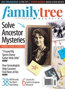 Family Tree Magazine 7/1/2018