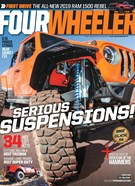 Four Wheeler Magazine 8/1/2018