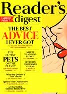 Reader's Digest Large Print 7/1/2018