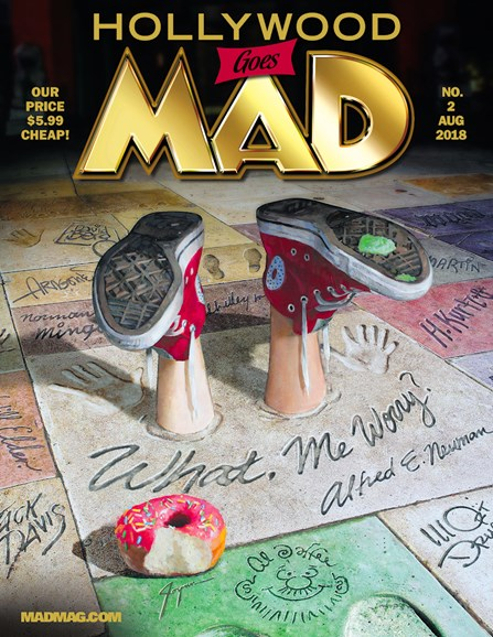 Mad Cover - 8/1/2018