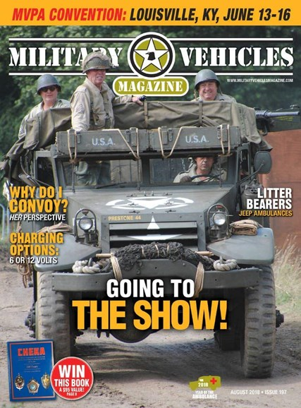 Military Vehicles Cover - 8/1/2018