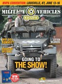 Military Vehicles Magazine | 8/2018 Cover