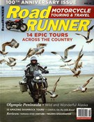 Road RUNNER Motorcycle and Touring Magazine 8/1/2018