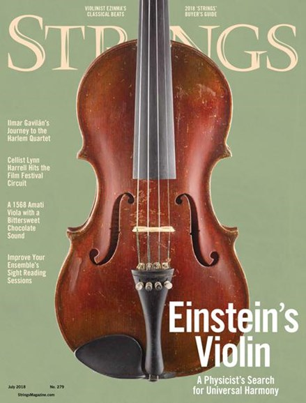 Strings Cover - 7/1/2018